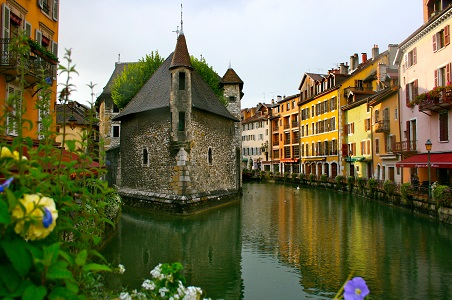 Romantic Getaway: Long Weekend in Annecy, France