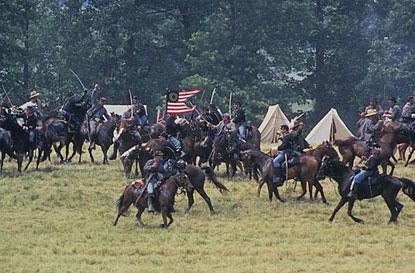 Pennsylvania-Gettysburg-Park-reenactment.jpg