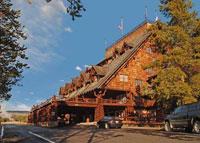 Yellowstone National Park Old Faithful Inn Jpg