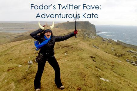 Follow Favorite: Adventurous Kate