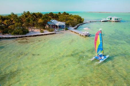 Belize Cayo Espanto Jpeg