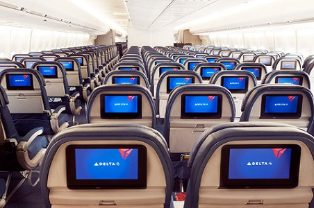 Delta to Update Domestic Fleet