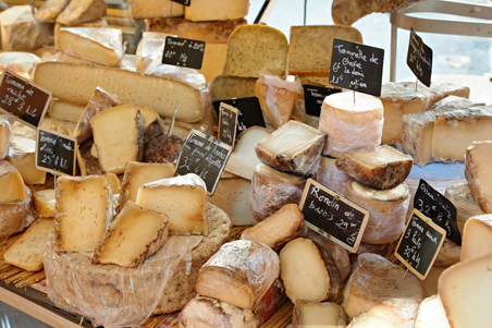 The Cheese-Lover's Guide to France (with Map!)