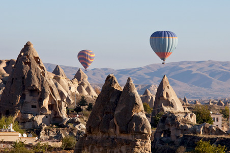 5 Reasons to Go to Cappadocia, Turkey
