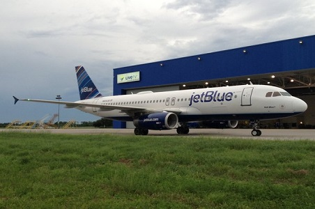 JetBlue Launches In-flight Internet