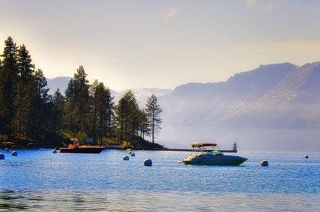 Fall Weekend in Lake Tahoe