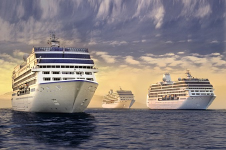 Oceania Commits $50 Million to Renew 3 Ships