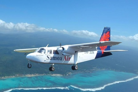 "Samoa Air Introduces ""Couch"" Seats for Overweight Passengers"