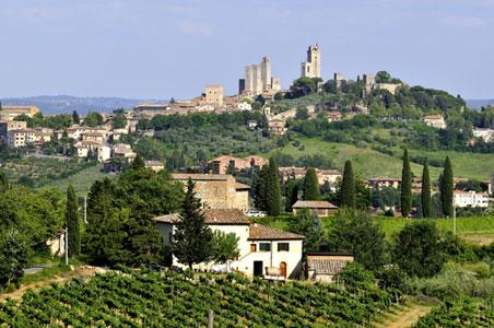 Debi Mazar and Gabriele Corcos Talk Tuscany | Fodor's