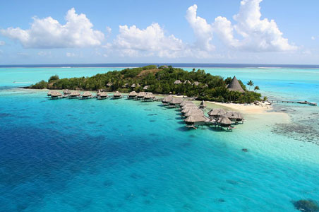 Bora Bora's Dreamiest Overwater Bungalows
