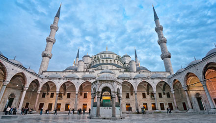 Photo of Istanbul