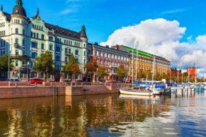 Long Weekend in Helsinki