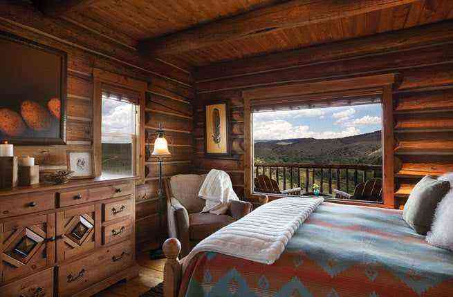 9 Luxurious Log Cabins Across the U S  – Fodors Travel Guide
