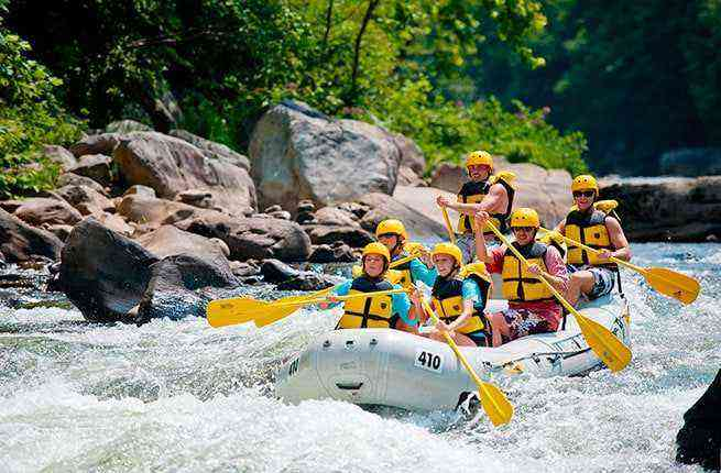 9 Best Whitewater Rafting Adventures in the U S  – Fodors Travel Guide
