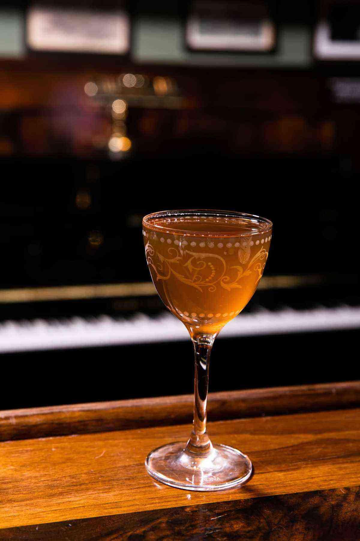Hood Winker Cocktail