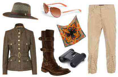 b2f191b913b1 What to Wear  On Safari – Fodors Travel Guide