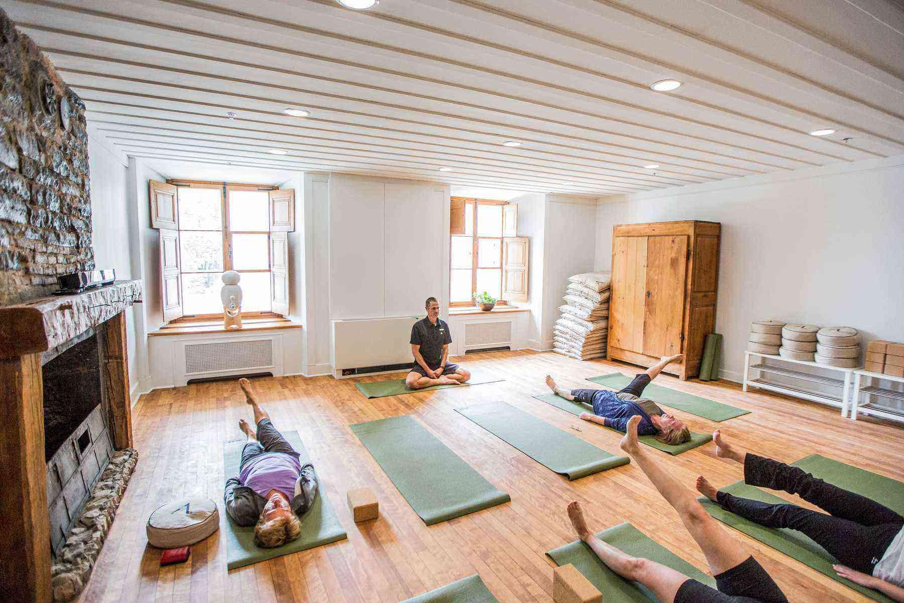 Yoga-Le Monastere des Augustines