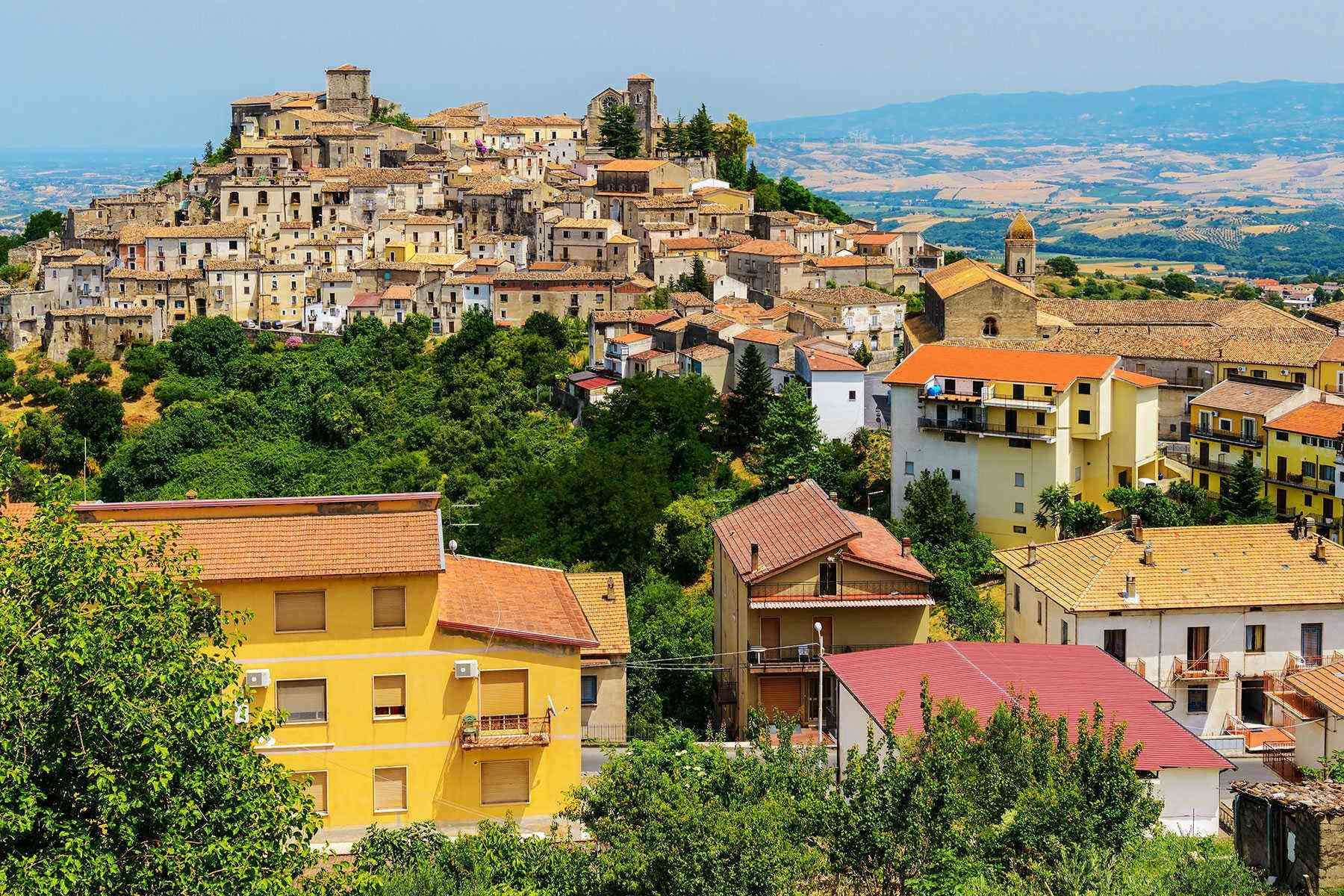24 Stunning Medieval Mountaintop Villages in Italy – Fodors Travel Guide