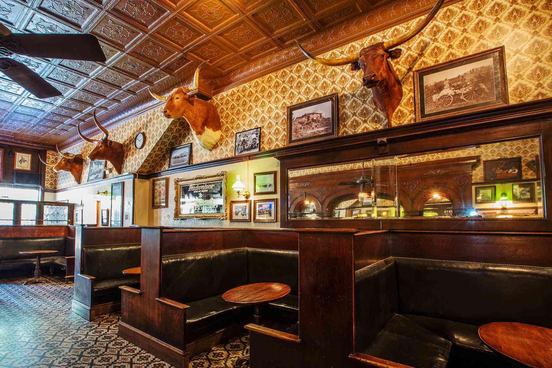 Wild West Bars Historic Montana Bar 1