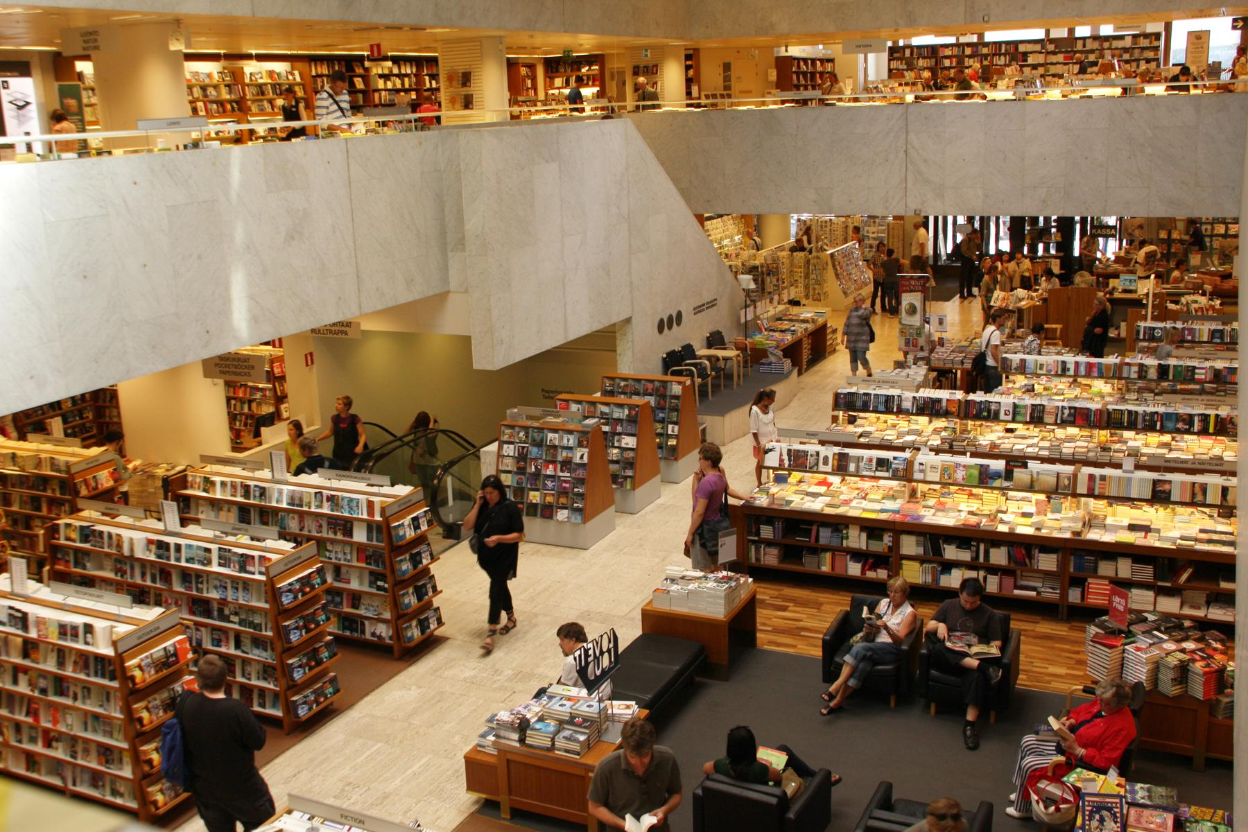 The World's 19 Most Stunning Bookstores