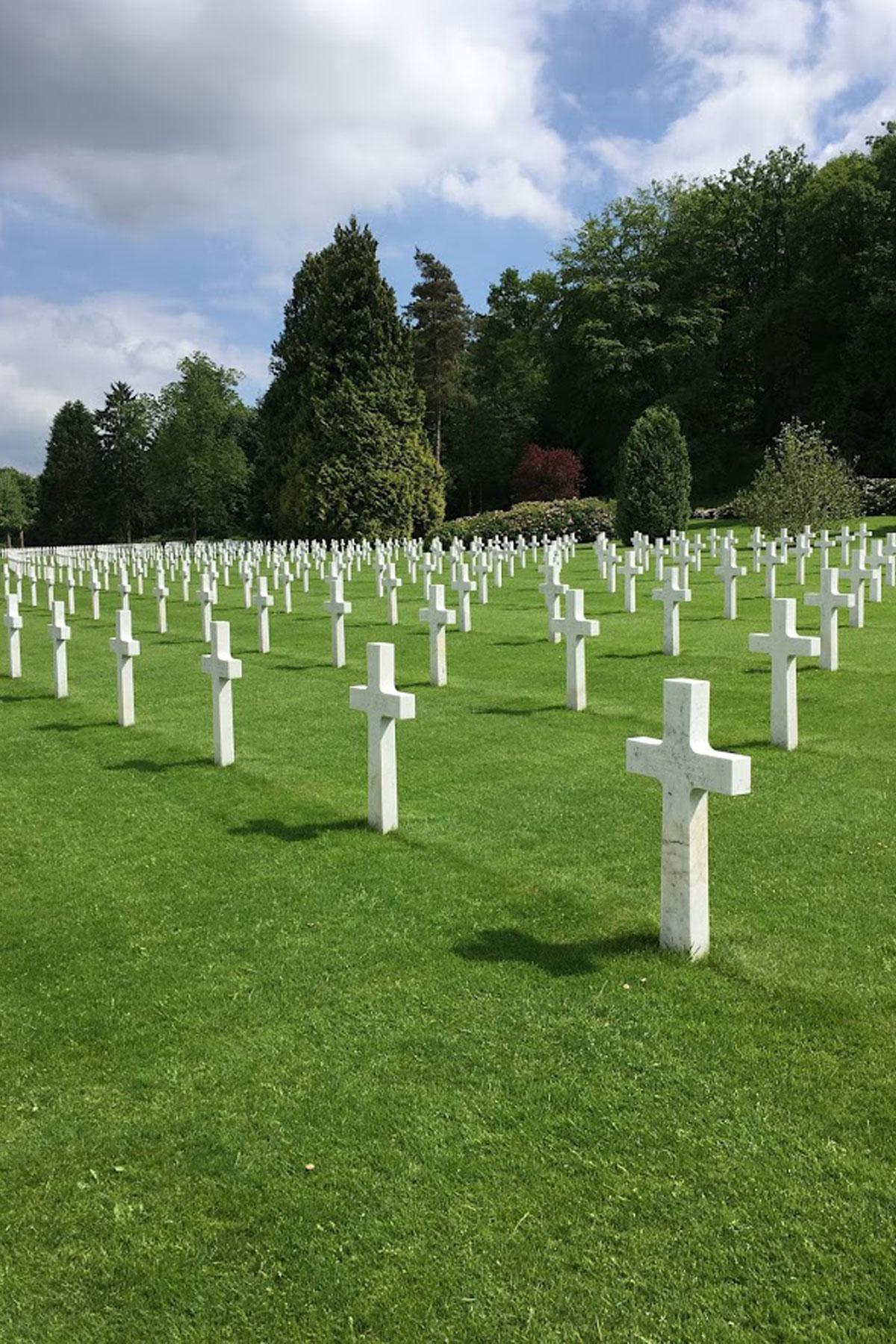 Cemetery-in-Craonne---Chemin-des-Dames