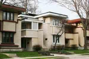 The American System-Built Homes, Burnham Street District, Milwaukee