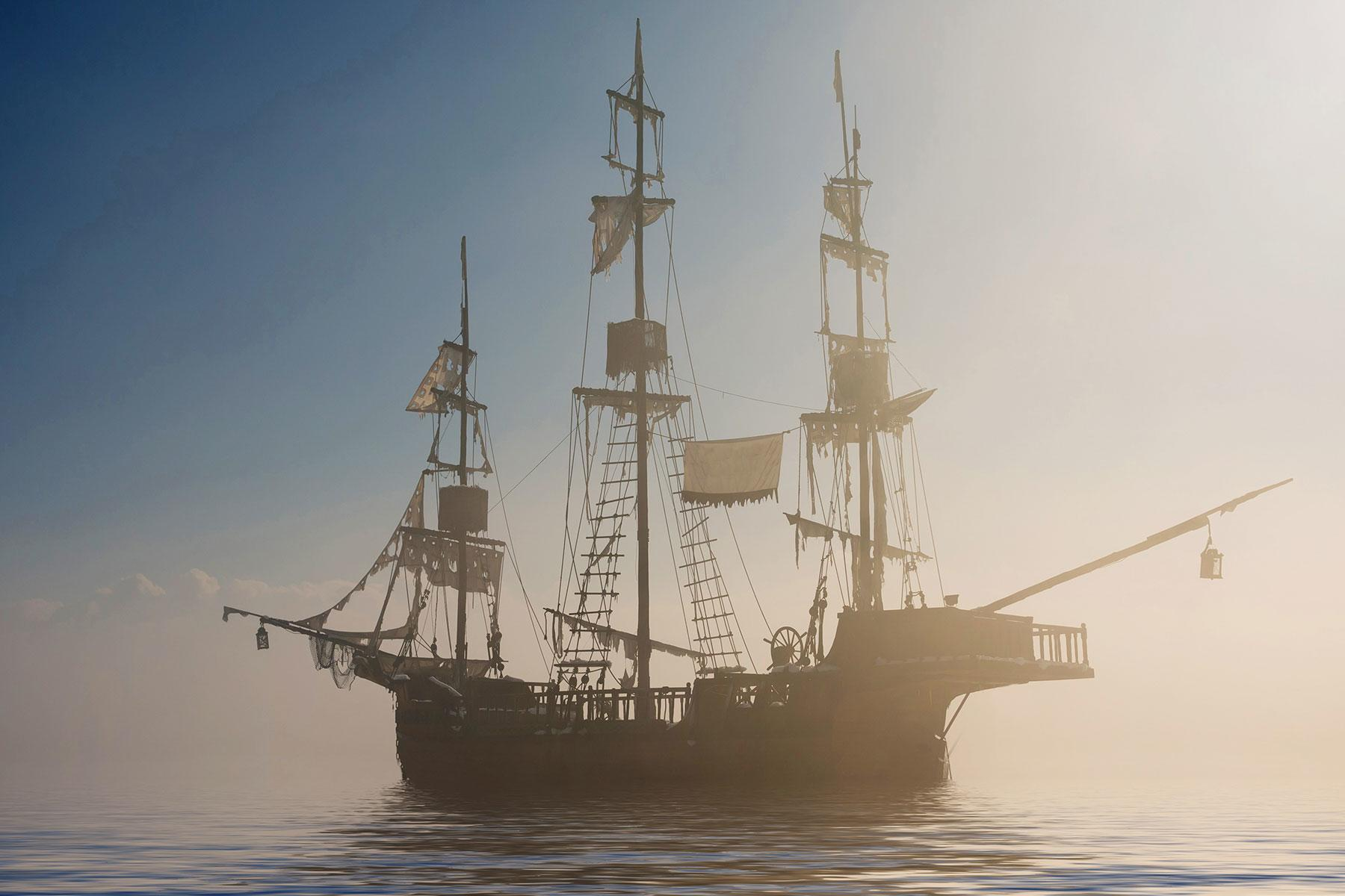 15 Pirate Ports and Places