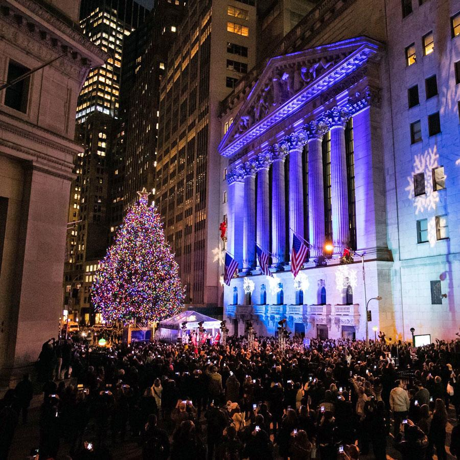 14 NYC Christmas Trees (Besides Rockefeller Center