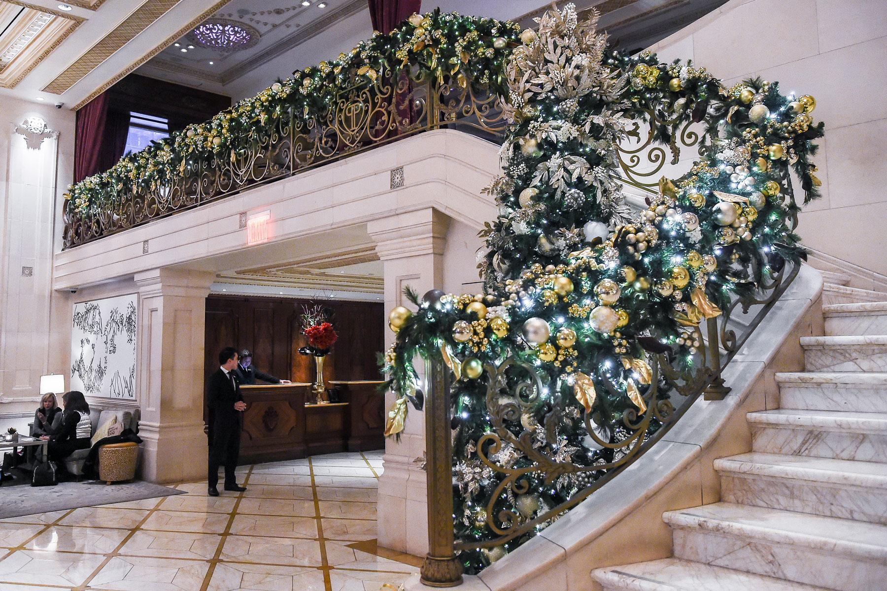 14 Nyc Christmas Trees Besides Rockefeller Center