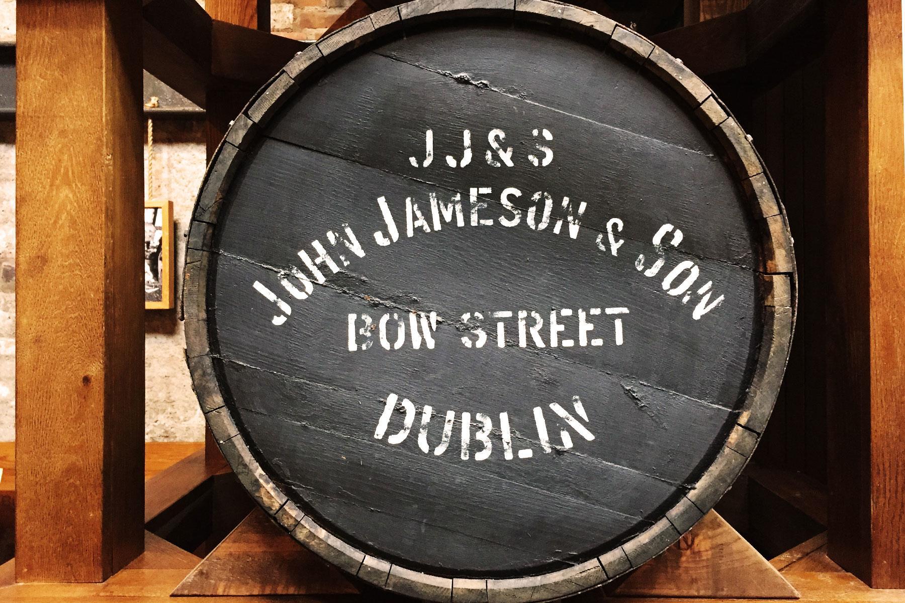 Dublin-Jameson-Barrel