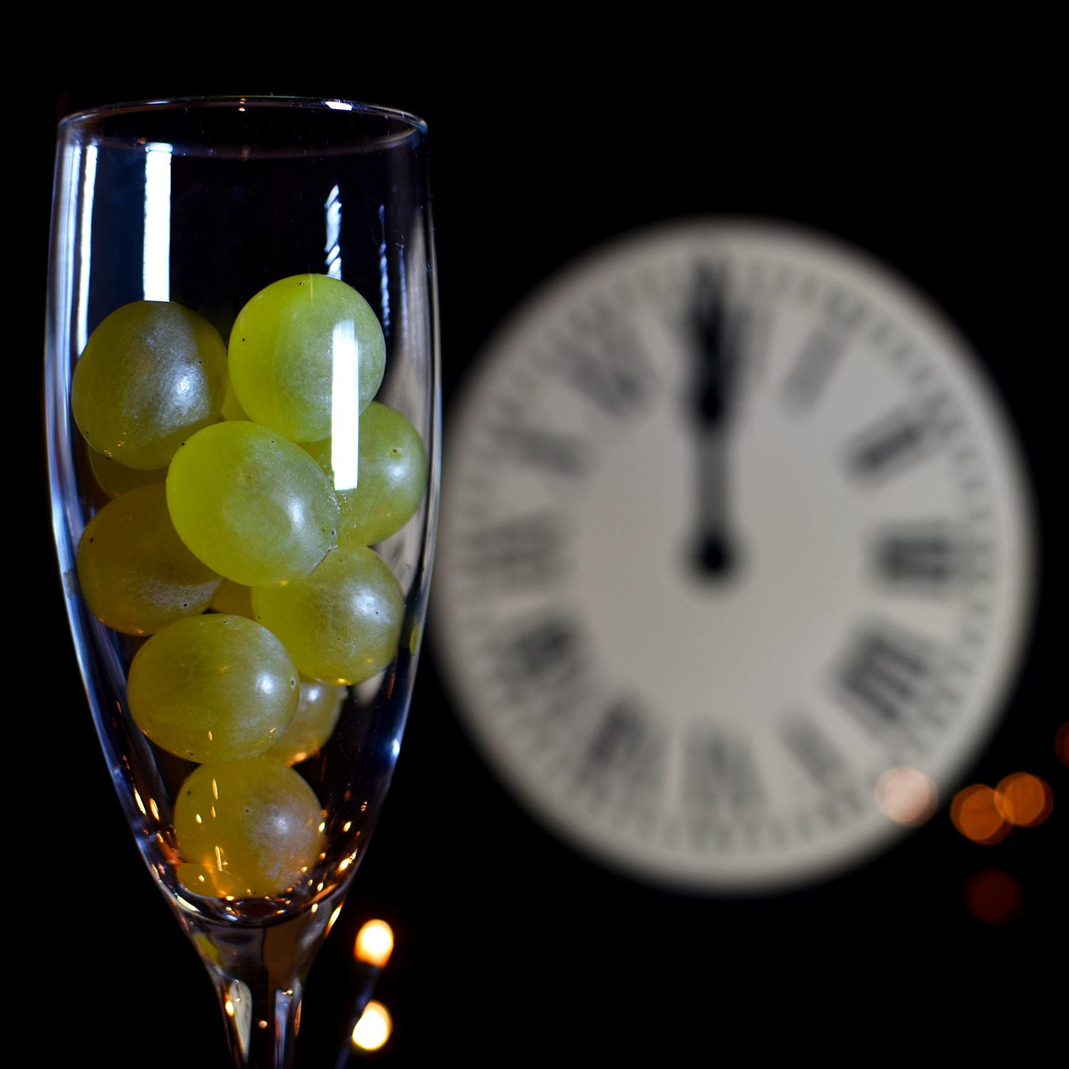 12 Weird New Year's Eve Traditions Around the World ...