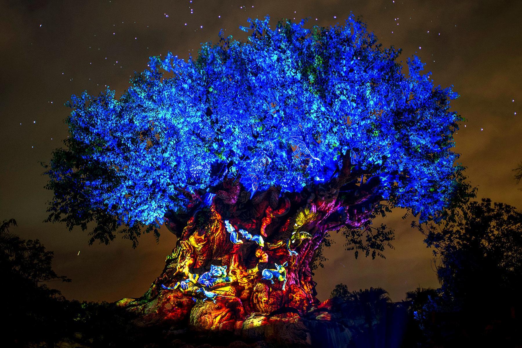Фантастическое дерево фото