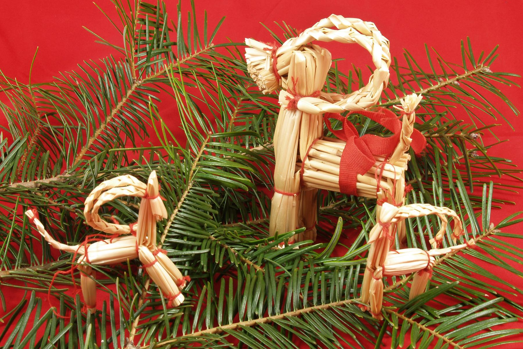 Finland Christmas Goat.12 Strange Things You Didn T Know About Nordic Christmas