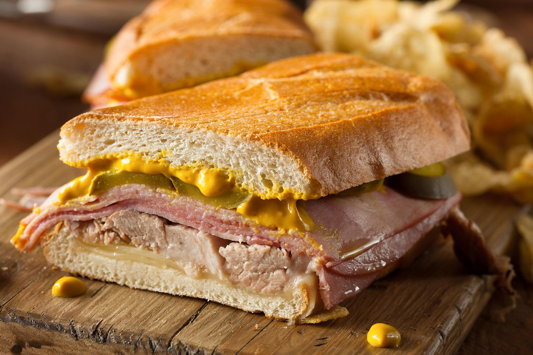 30 Sandwiches From Around The World