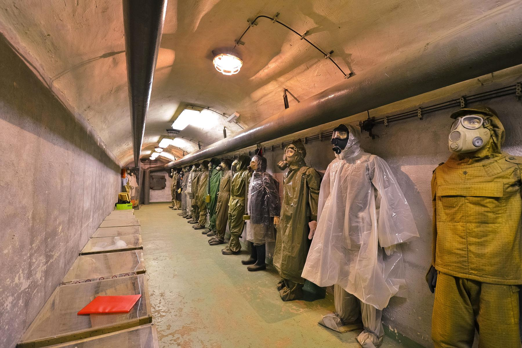 12 Top Secret Bunkers And Nuclear Shelter Sites That Are Now
