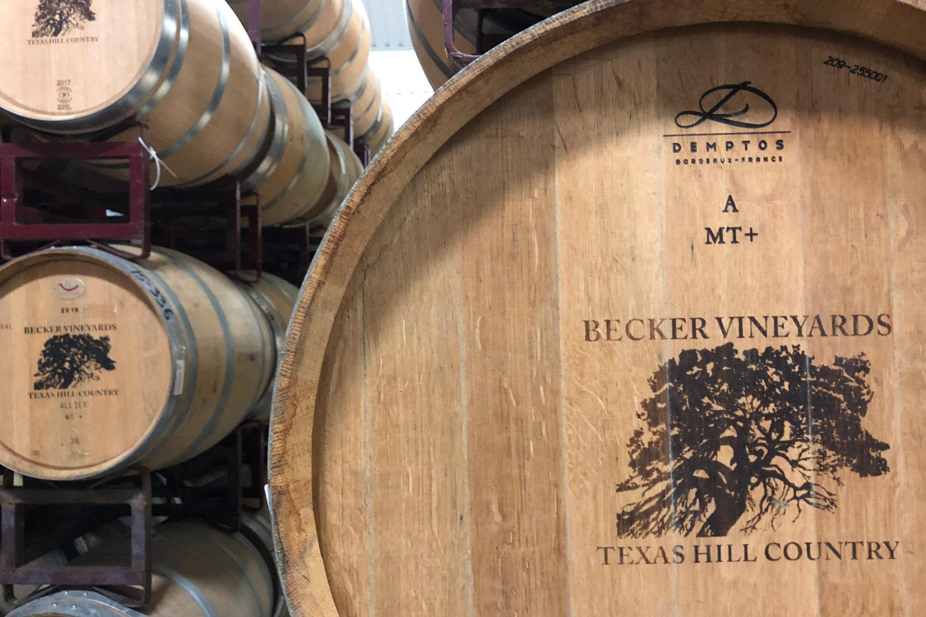 Becker vineyards _ KB