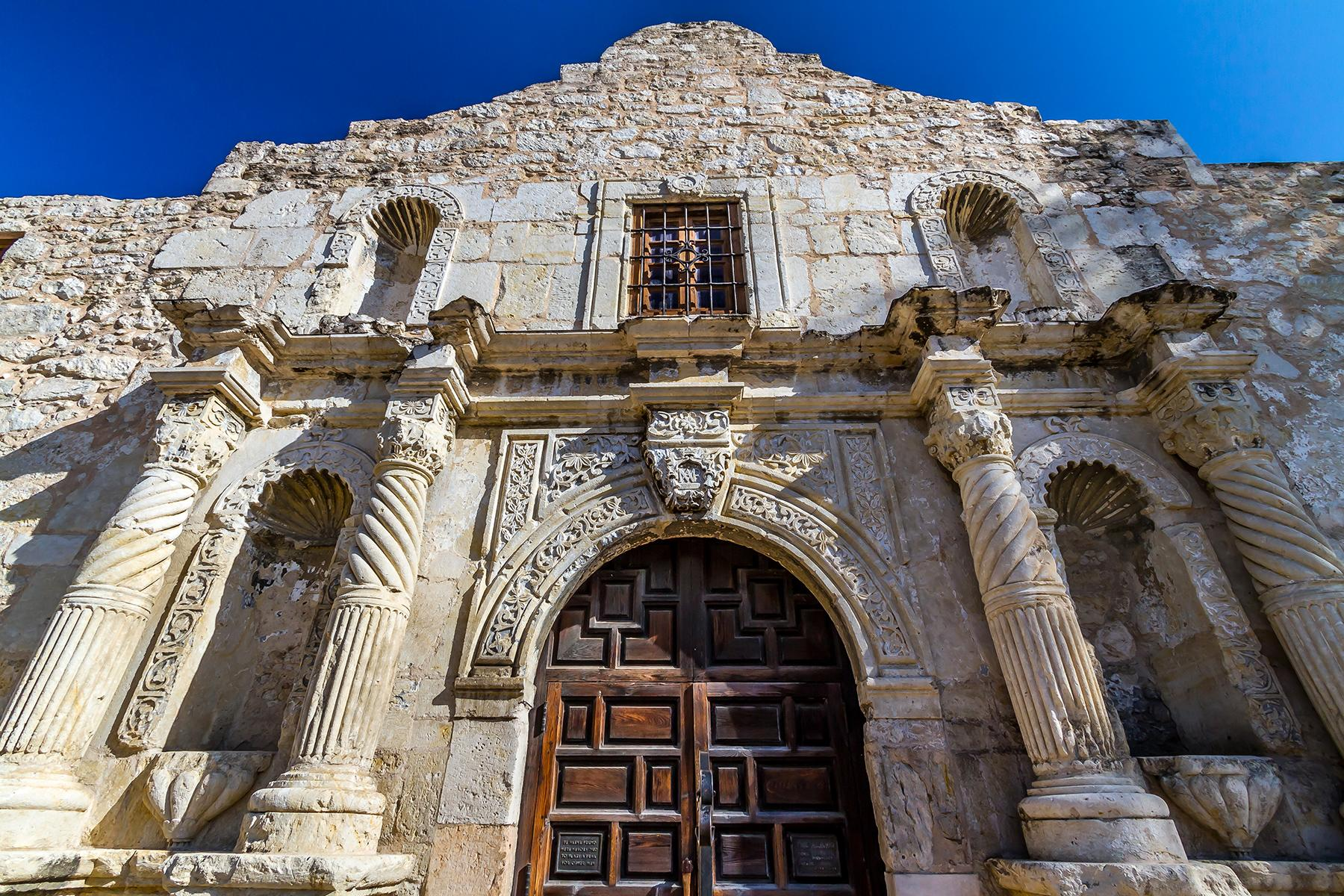 Image result for alamo mission