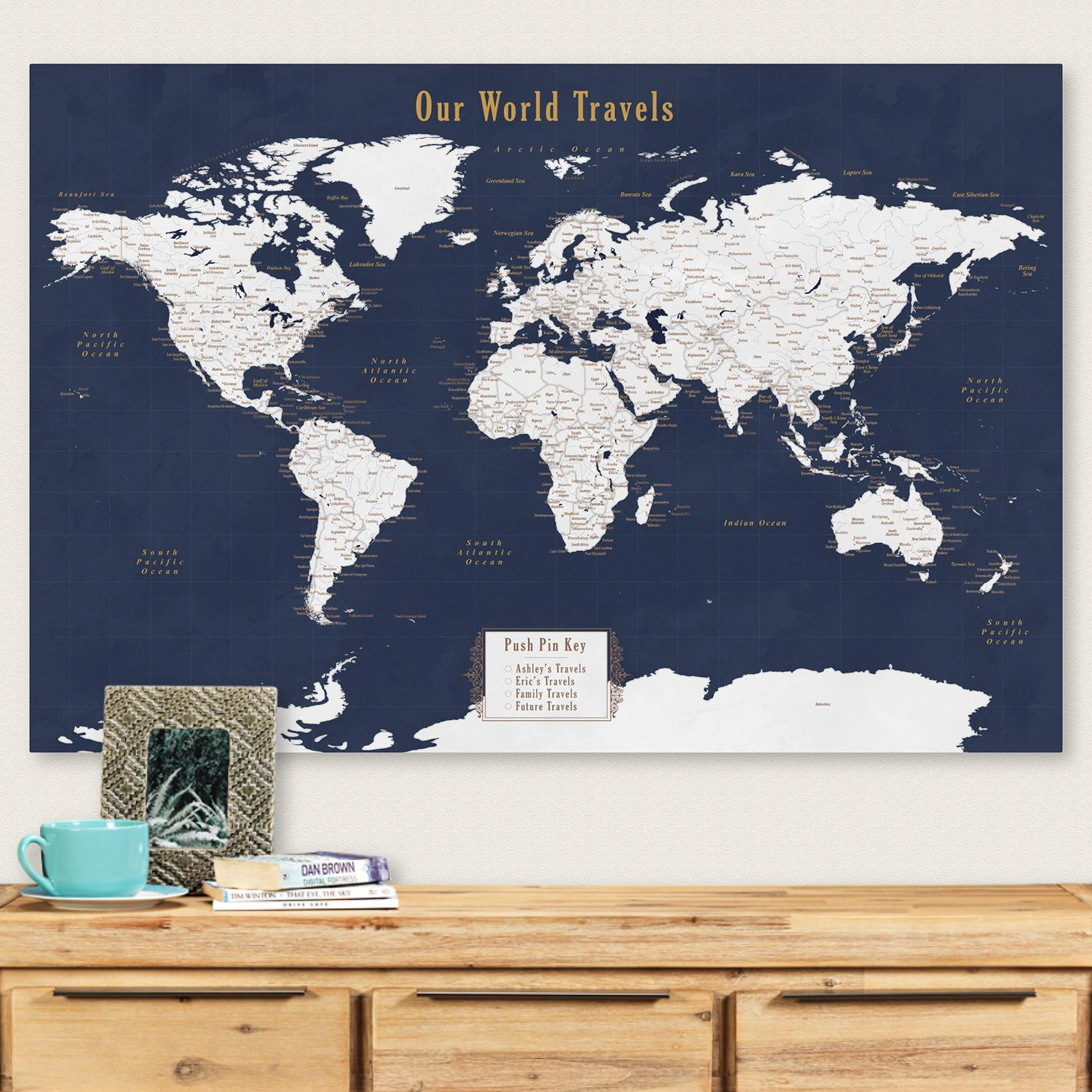 2d2184379c248 Wedding Gifts for Couples Who Love Travel