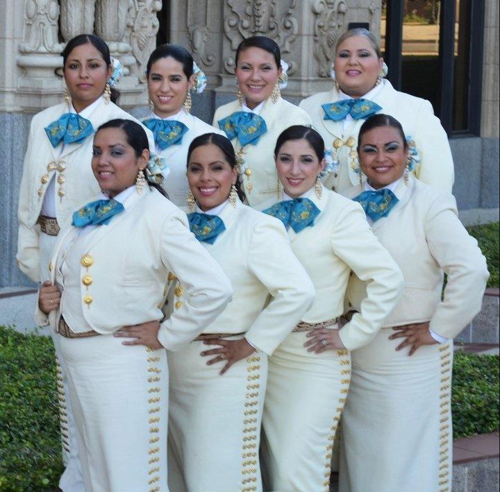 The Female Mariachi Bands Of San Antonio