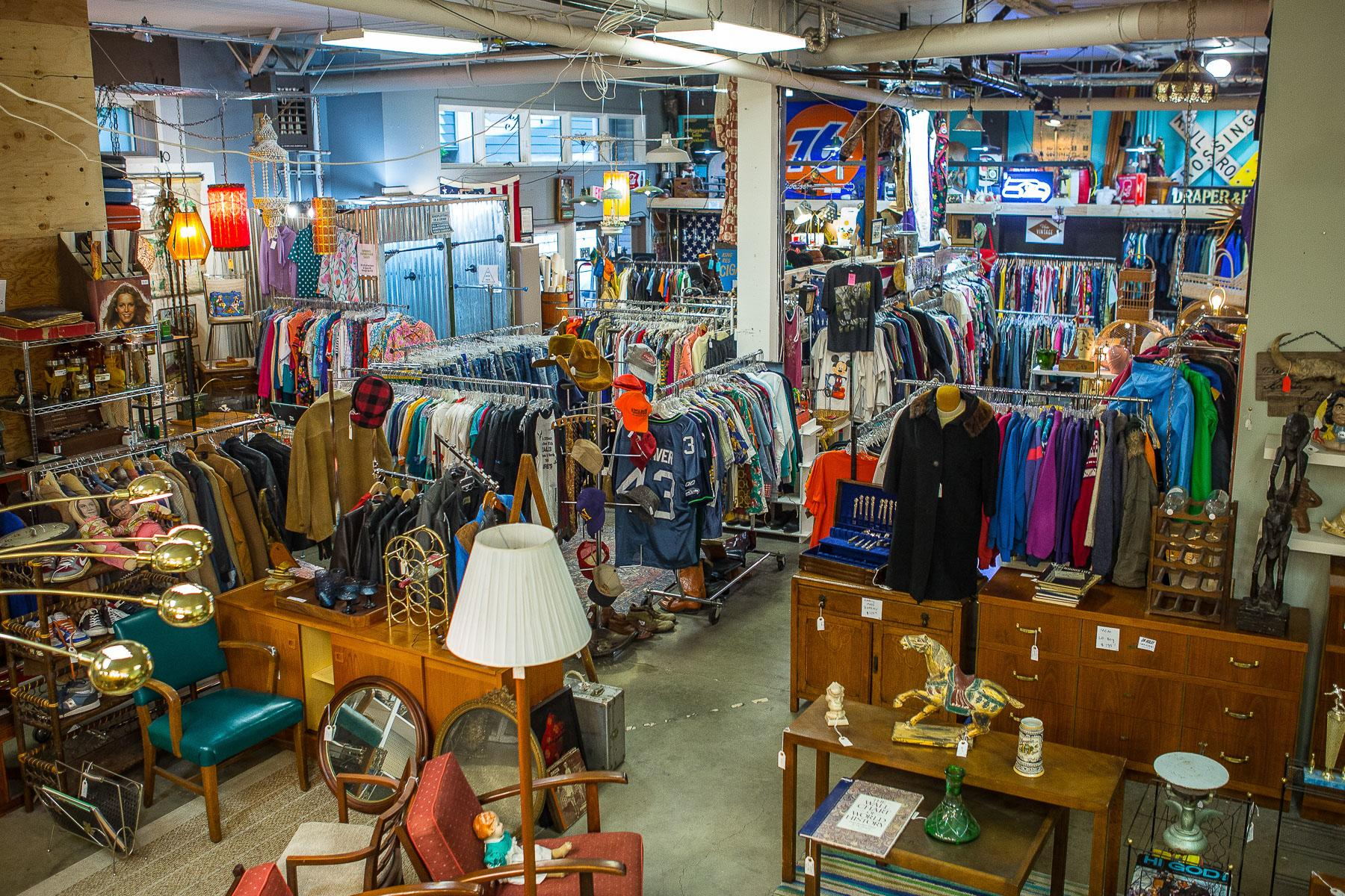 Best vintage clothing stores in america