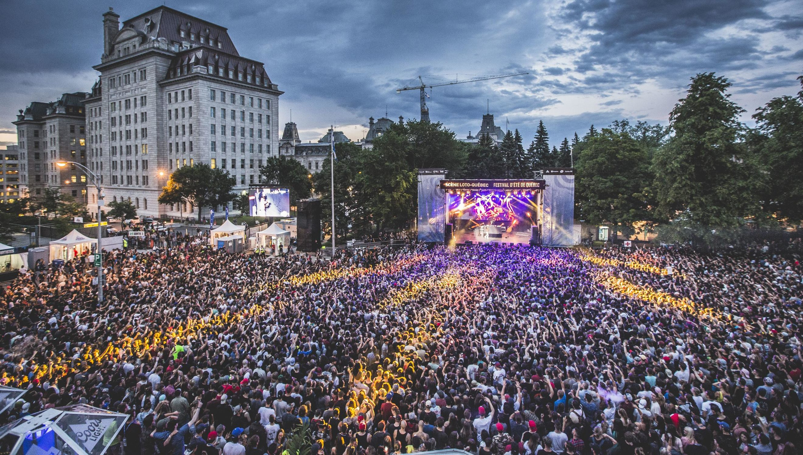 2020 Quebec City Summer Festival.Festival Preview Feq 2018 In Quebec With Beck Neil Young