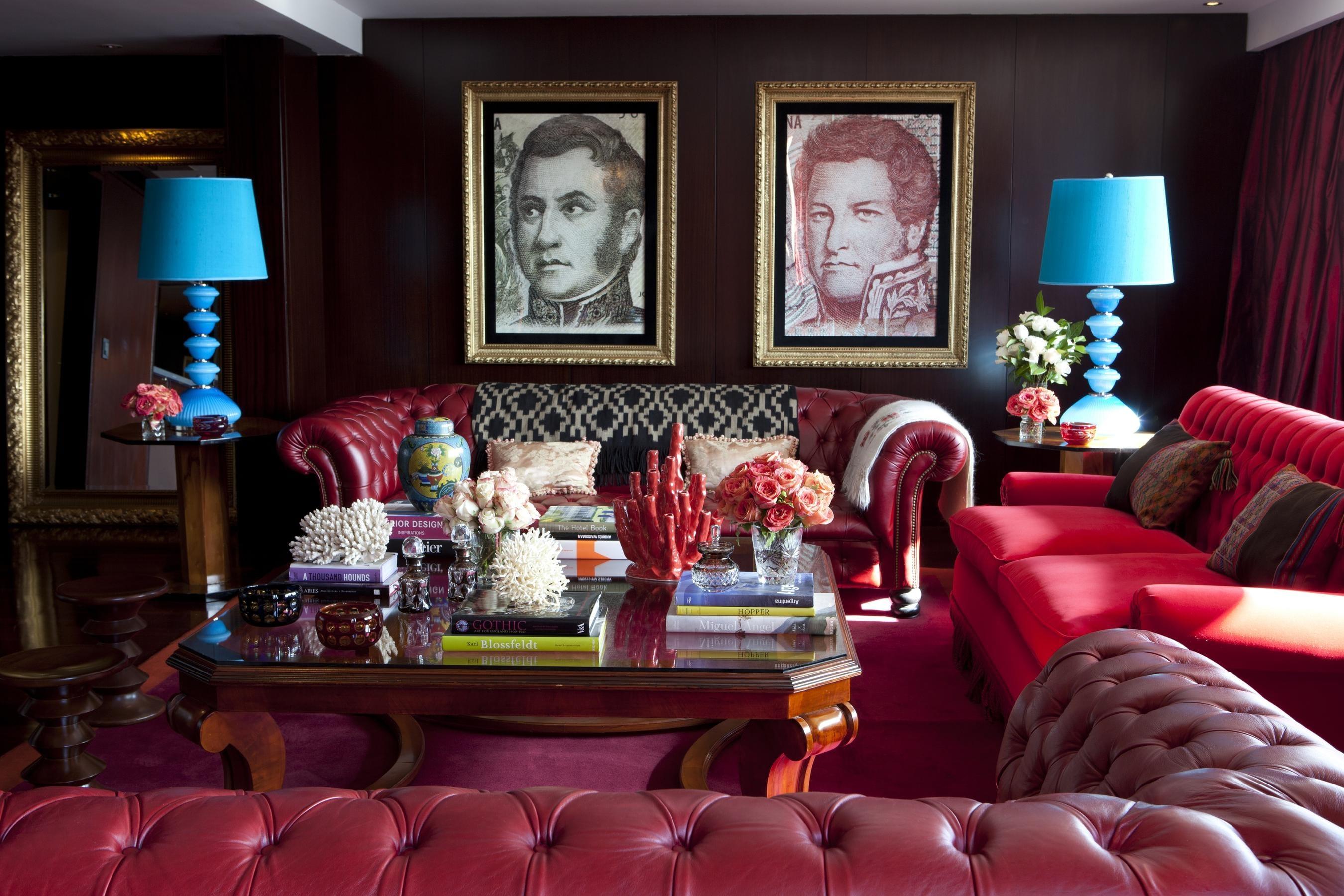 Presidencial suite_03 Living Room