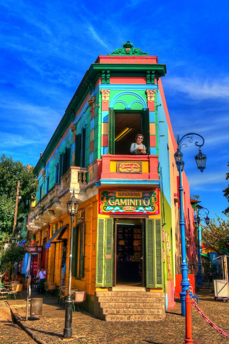 La Boca Is Buenos Aires Most Beautiful Neighborhood And