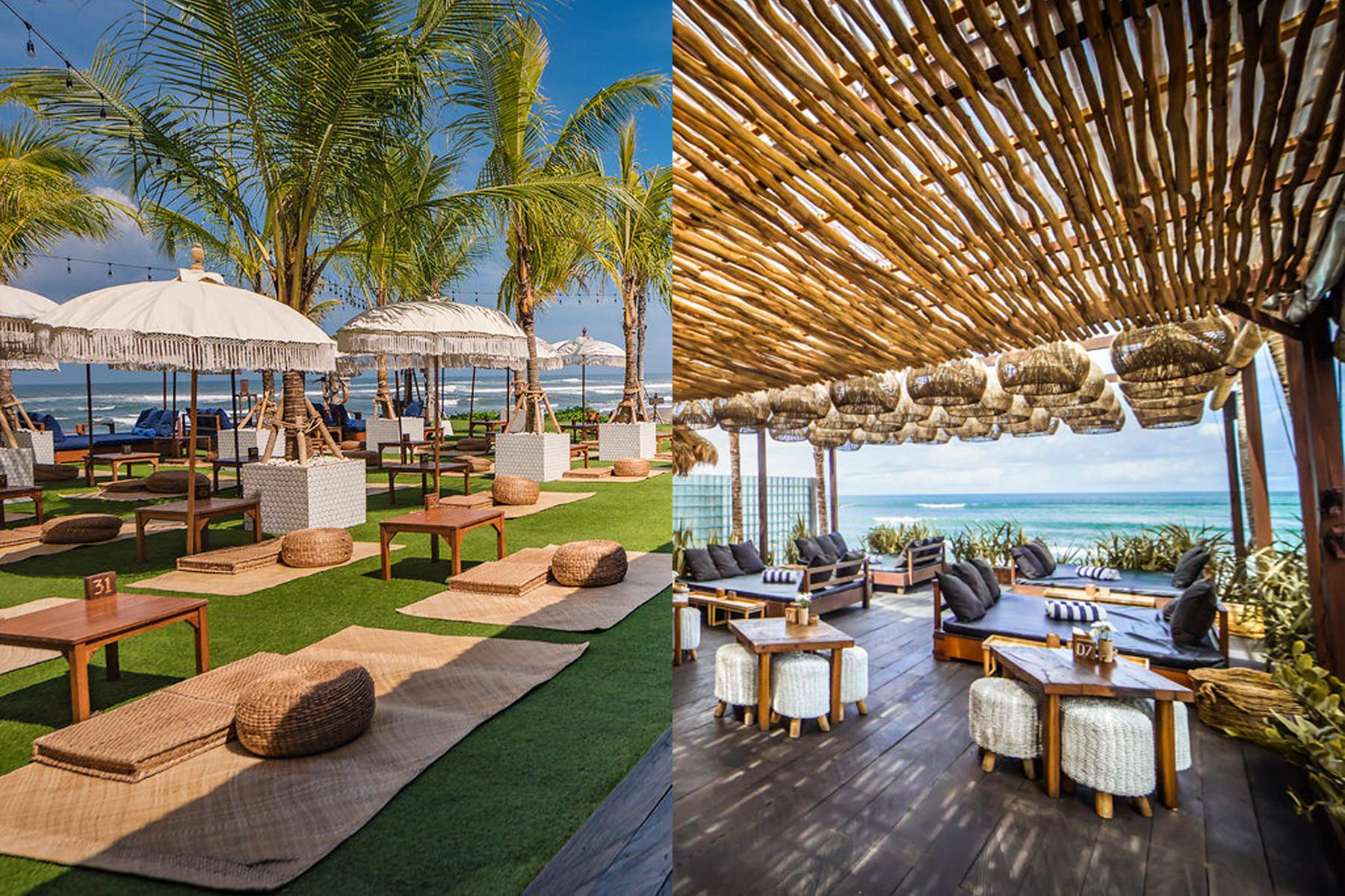 Bali S Best Beach Clubs For Sun Swimming And Food And