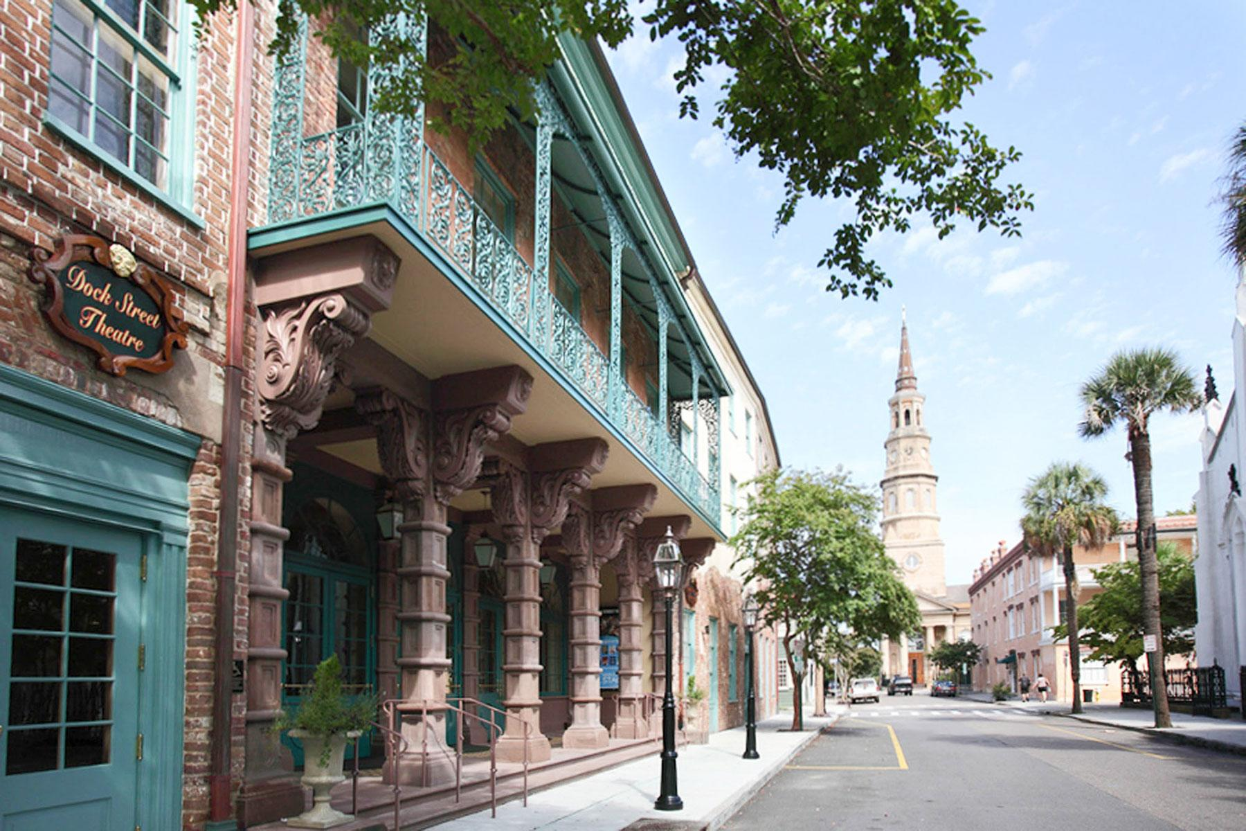 10 Most Haunted and Historic Places in Charleston