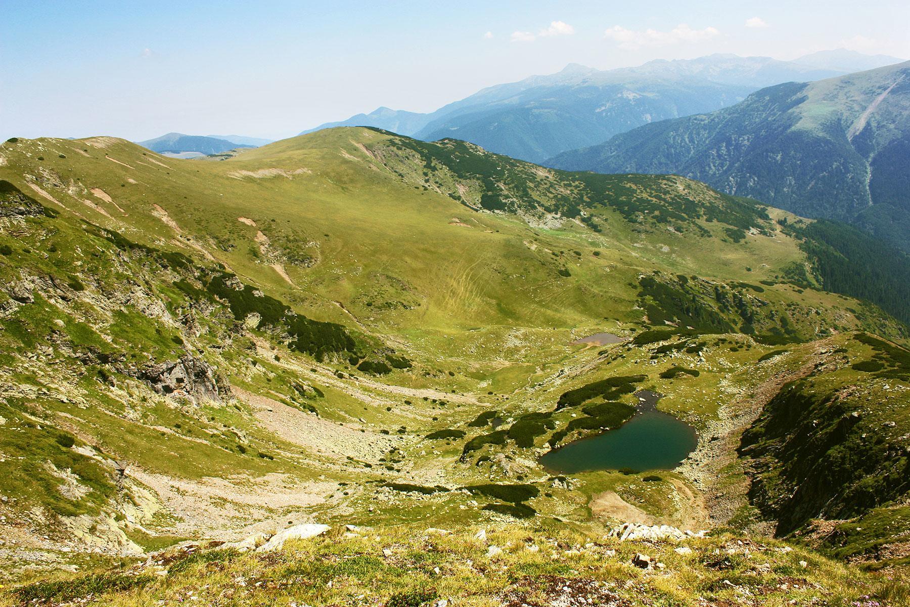 paranormal mountain_Transylvania_Gugu Peak