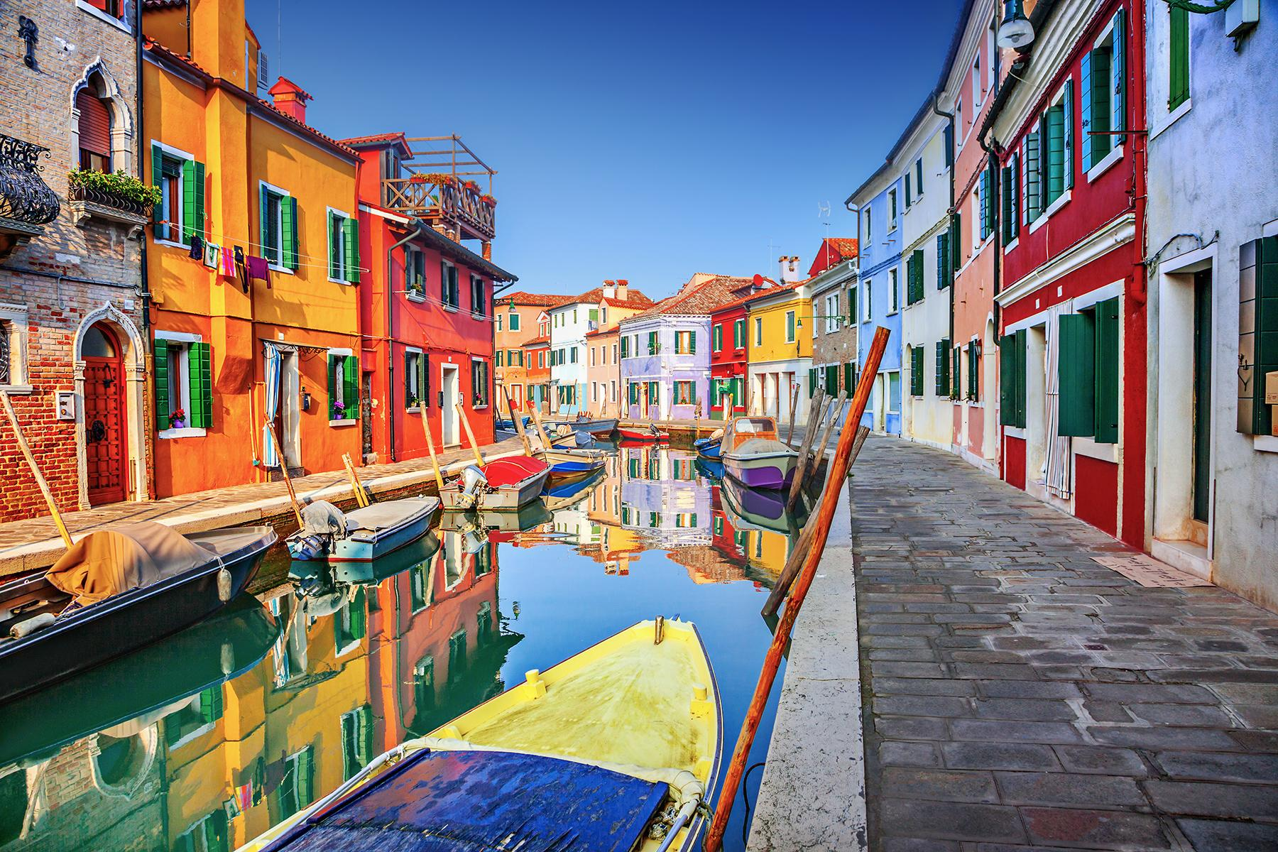 Guide to the Islands of Venice