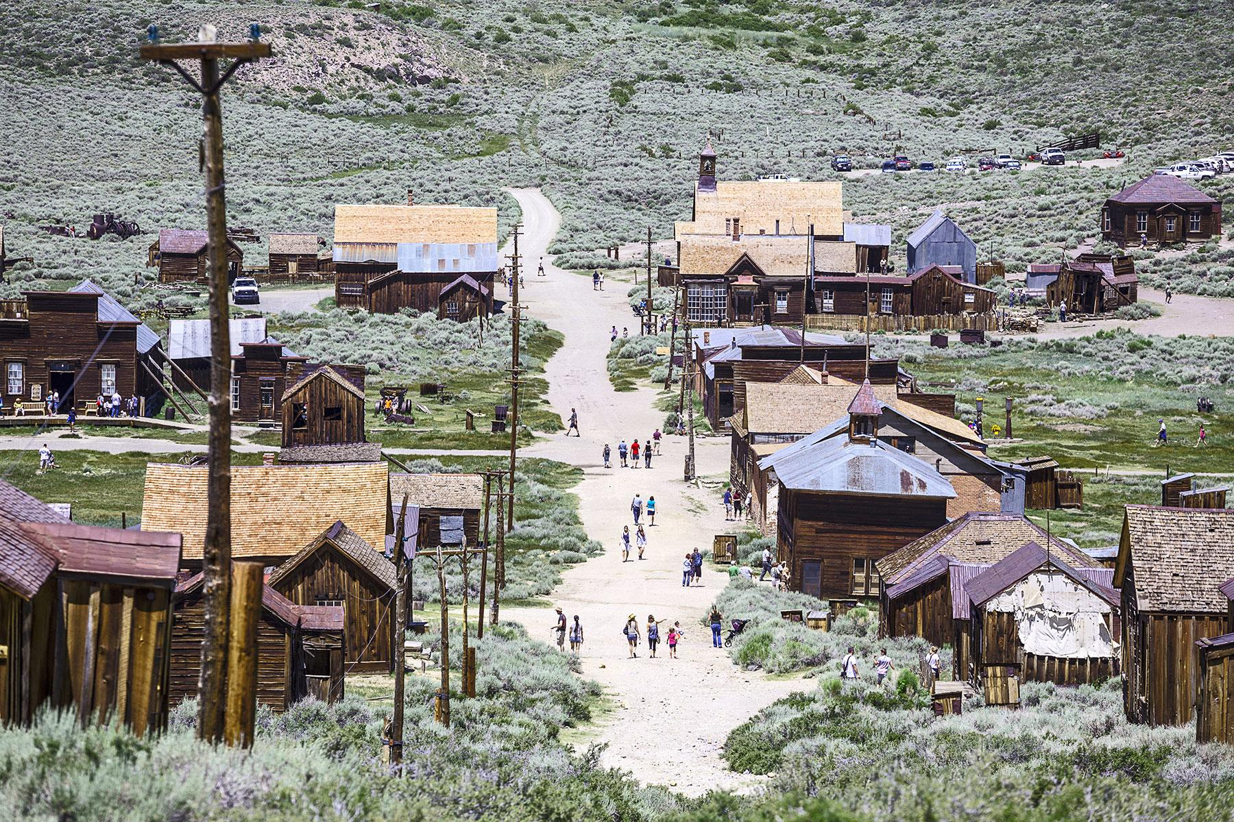 Ghost Towns and Abandoned Mining Towns You Should Visit