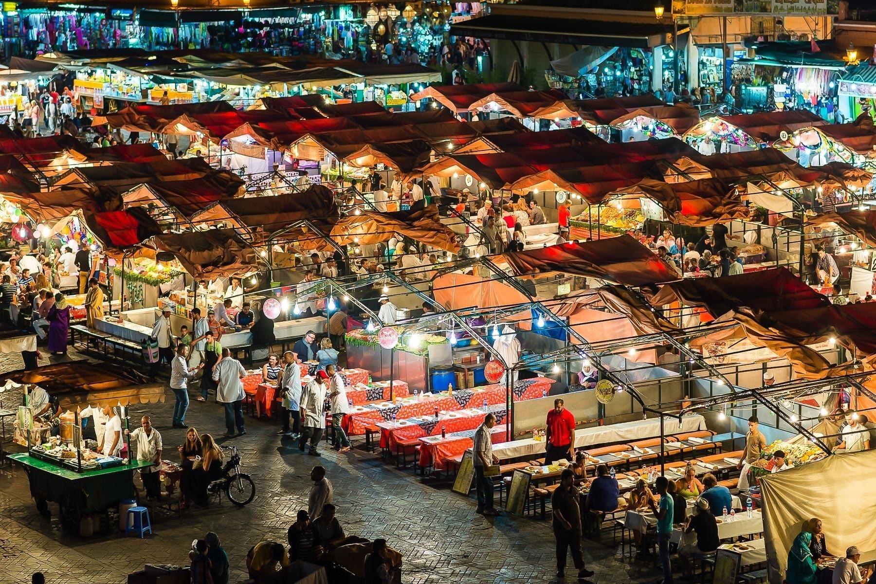 Best Flea Markets Marrakesh 1