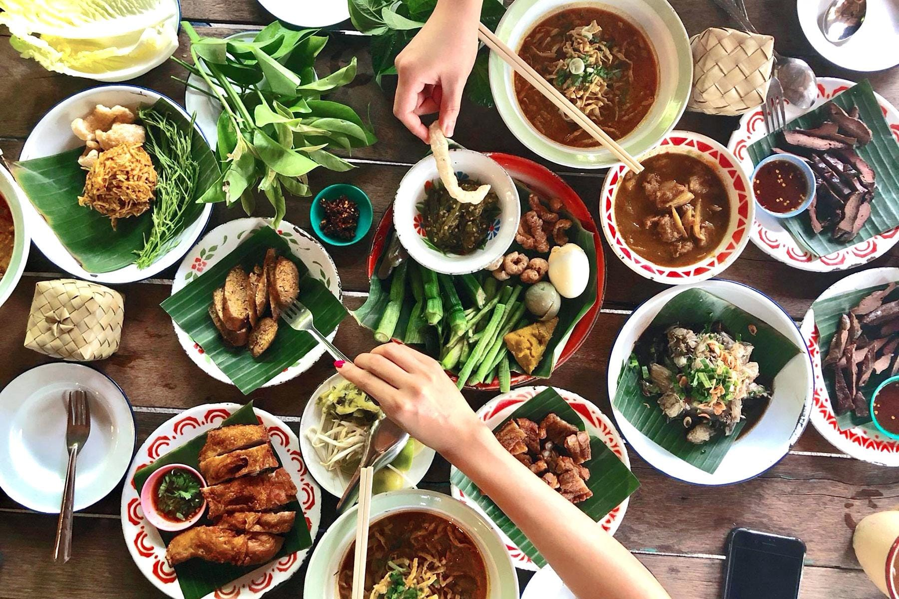 Great authentic Thai food from around the World cover image